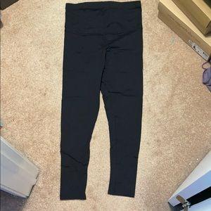 NEW Rune porter maternity legging size XL